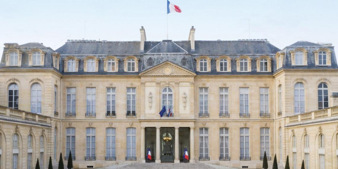 © Elysée - Présidence de la République française