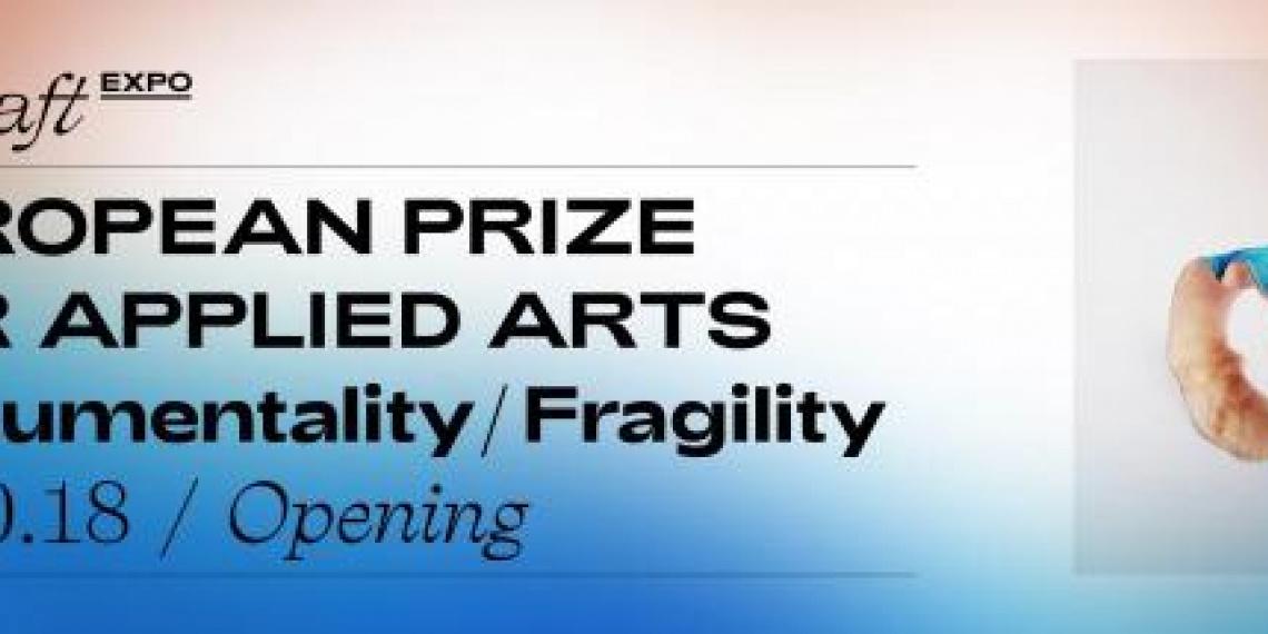 Monumentalité / Fragilité - European Prize for Applied Arts – Be Craft