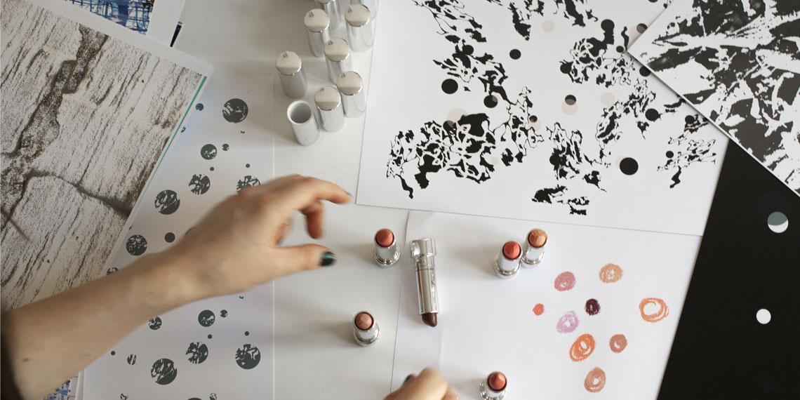 Atelier Aurélia Leblanc - lauréate 2017 © Aurélia Leblanc