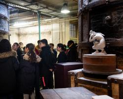 A la découverte des métiers d'art 2020 / Manufacture de Sèvres © Augustin Détienne