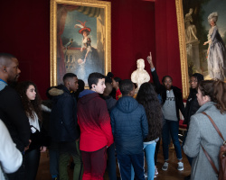 A la découverte des métiers d'art 2020 / Château de Versailles © Augustin Détienne