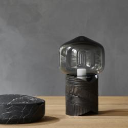 Dan Yeffet Design Studio_Lampe Rope pour Collection Particulière