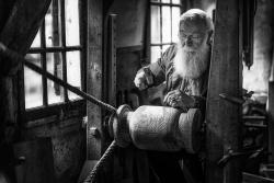 Premier prix du public : Dan Maas - Le fabricant de roue (Arnhem aux Pays-Bas)