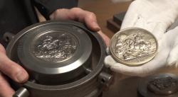 Médaille gravée - Napoléon © Monnaie de Paris