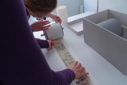 © Atelier de restauration, Richelieu / BnF