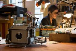 Ateliers à Tours © Photo Florent Mulot