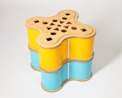 OXO, Coffres modulables pour enfant