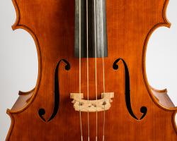 Violoncelle d'après Georges Chanot